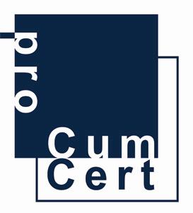 Pro Cum cert Logo