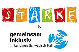 Doppel Logo STÄRKE & gemeinsam inklusive