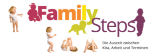 Logo Family Steps